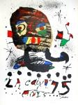 Joan Miró: La Caixa, 1979