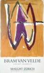 Bram van Velde: Galerie Maeght - Zürich, 1976