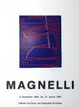 Alberto Magnelli: Galerie im Erker, 1965