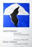 Giuseppe Santomaso: Erker-Galerie, 1980