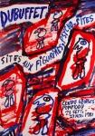 Jean Dubuffet: Centre Pompidou, 1981
