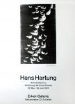 Hans Hartung: Galerie im Erker, 1974
