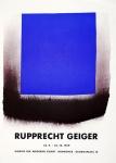 Rupprecht Geiger: Galerie für Moderne Kunst, 1959