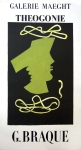 Georges Braque: Galerie Maeght 1954