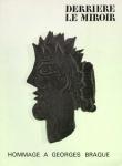 Derriere le Miroir No. 144-145-146 (Hommage à Georges Braque)