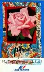 Roger Bezombes: La Rose, 1980