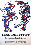 Jean Dubuffet: Centre National de Art Contemporain, 1970