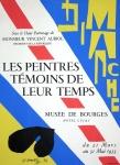 Henri Matisse: LES PEINTRES TÉMOINS DE LEUR TEMPS, 1953