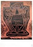 Pablo Picasso: Vallauris, 1959