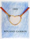 Donald Lipski: Roland Garros, 1995