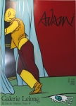 Valerio Adami: Galerie Lelong-1988