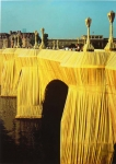 Christo: The Pont Neuf Wrapped, 1985 (2)