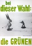 Joseph Beuys: bei dieser Wahl: die Grünen (2)