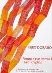 Piero Dorazio: Forum Kunst Rottweil, 1983