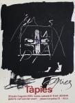 Antoni Tàpies: Galerie van der Voort, 1974