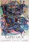 Charles Lapicque: Galerie Louis Carré, 1965