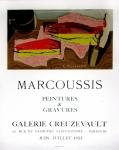 Louis Marcoussis: Galerie Creuzevault, 1955