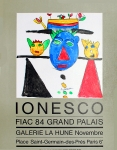 Eugène Ionesco: FIAC 84