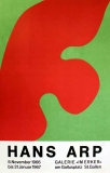 Hans (Jean) Arp: Galerie im Erker, 1966 (1)