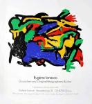 Eugène Ionesco: Galerie Tschudi, 1985