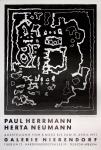 Paul Herrmann: Galerie Nierendorf, 1971