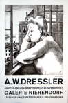 A. W. Dressler: Galerie Nierendorf, 1967