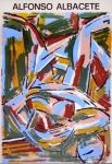 Alfonso Albacete: Galerie Sala Gaspar, 1984