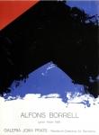 Alfons Borrell: Galerie Joan Prats, 1986