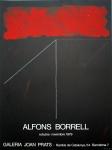Alfons Borrell: Galerie Joan Prats, 1979