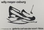 Willy Meyer-Osburg: Galerie Van der Voort, 1978