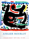 Joan Miró: Atelier Mourlot, 1967