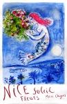 Marc Chagall: Die Engelsbucht, 1962