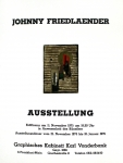 Johnny Friedlaender: Graphisches Kabinett Karl Vonderbank, 1975