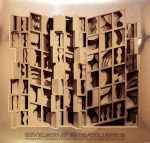 Louise Nevelson: Pace/Columbus, 1977 (gold)