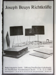 Joseph Beuys: Nationalgalerie Berlin, 1980