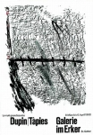 Antoni Tàpies: Galerie im Erker, 1968