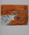 Raoul Dufy: Réception d'un amiral anglais, 1969