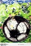 Markus Lüpertz: Fußball-WM 2006