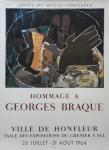 Georges Braque: Ville de Honefleur, 1964