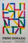 Piero Dorazio: Galerie im Erker, 1966