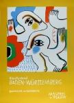 Horst Antes: Künstlerbund Baden-Württemberg, 1964
