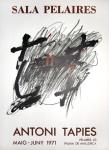 Antoni Tàpies: Galerie Sala Pelaires, 1971