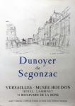 André Dunoyer Segonzac: Musée Hourdon, o.J.