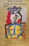 Pablo Picasso: Portraiits Imaginaires II, 1971