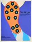 Fritz Genkinger: Galerie Ketterer, 1970