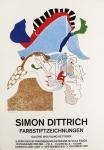 Simon Dittrich: Galerie Ketterer, 1969