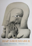 Horst Antes: Galerie Schmücking, 1970