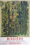Roger Bissiere: Galerie des Beaux-Arts, 1966