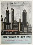 Bernard Buffet: Atelier Mourlot, 1967