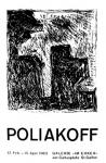 Serge Poliakoff: Galerie im Erker, 1962
